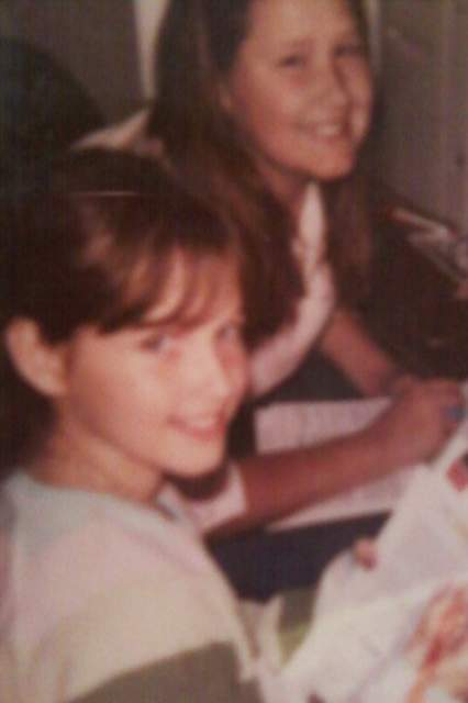 5th Grade - Before I started getting acne